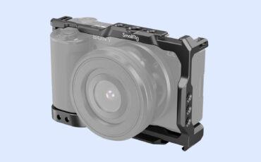 Lanzan el armazón SmallRig para la Sony ZV-E10