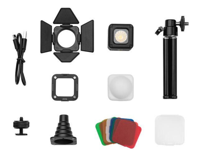 SmallRig RM01 modifiers