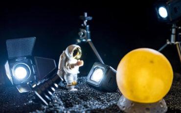Lanzan el SmallRig RM01 - Mini kit de luces LED con modificadores profesionales