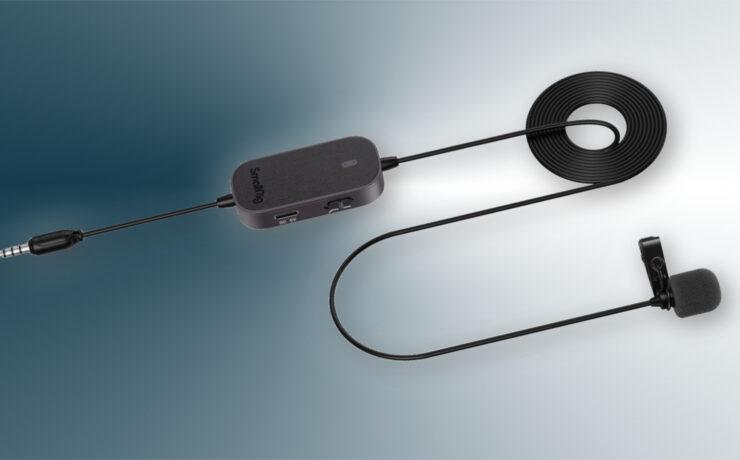 SmallRigがForevala L20を発売 – 安価なラベリアマイク