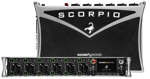 Sound Devices Firmware