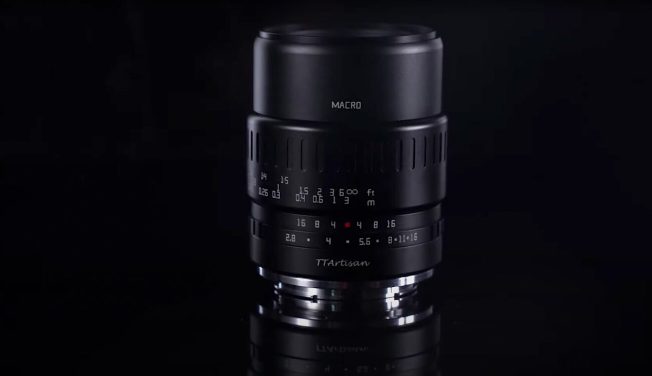 Adelanto del lente macro TTArtisan 40mm F/2.8 APS-C