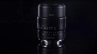 TTArtisanがAPS-Cマクロレンズ「40mm F/2.8」を発表