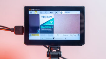 """VIDEOGEAR Black Mini 5"""" Monitor Review - An Entry Level Monitor for $89"""
