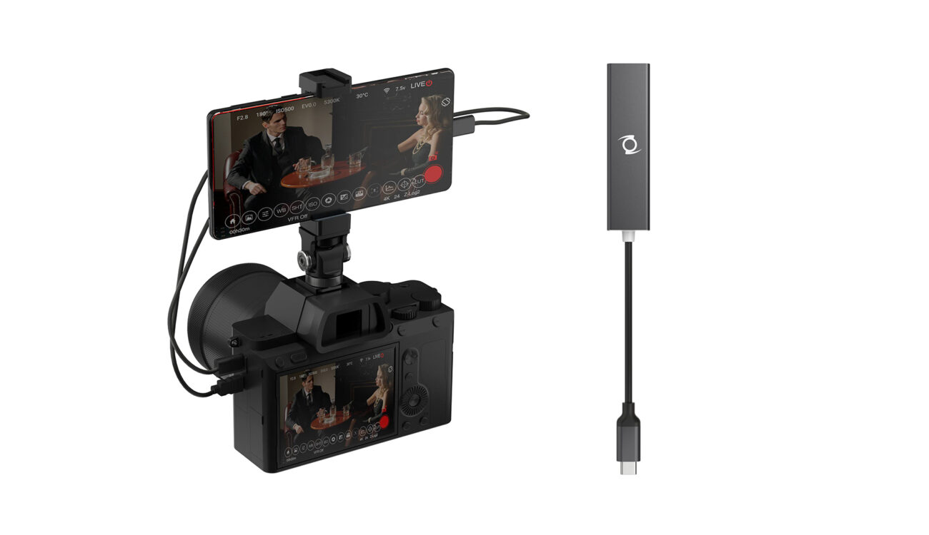 Z CAMがIPMAN GeminiとGemini Proを発表 - HDMIモニタリングアダプター