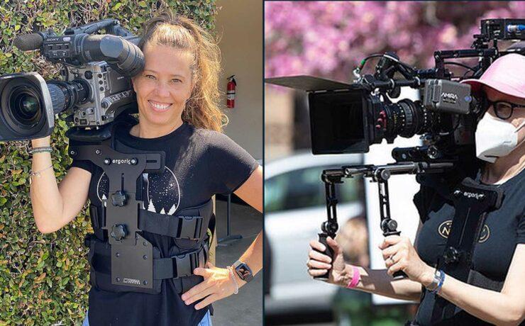 Anuncian el Ergorig CenterFit - Diseñado para operadoras de cámara
