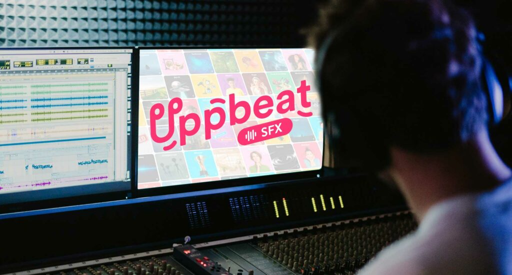 Uppbeat SFX Launched - Free Sound Effects for Content Creators