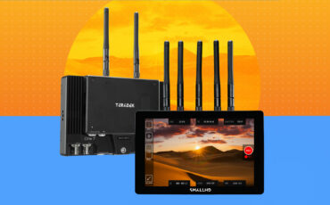 Teradek Bolt 4K 1500 TX and RX Long Distance 4K Monitor Modules Launched