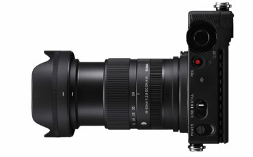 SIGMA 18-50mm F/2.8 DC DN Announced – Compact Allrounder Lens for Mirrorless APS-C Cameras