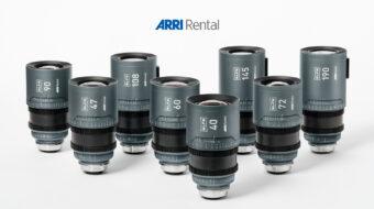 ARRI Rental ALFA and Moviecam Large-Format Lens Series Announced
