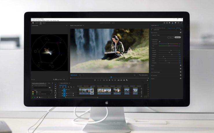 Adobe Premiere Pro adds Auto Tone for the Lumetri Color Panel