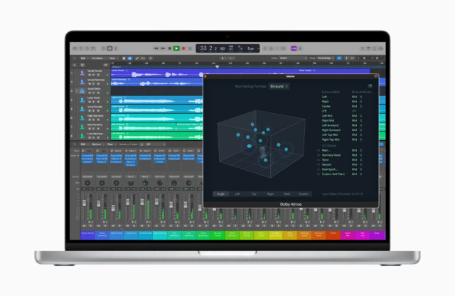 Apple Final Cut Pro and Logic Pro Update – Now Optimized for M1 Pro and M1 Max Chips