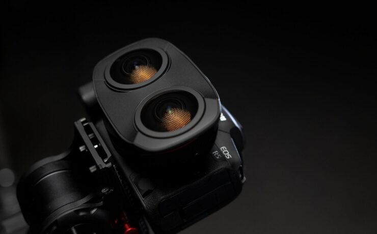 キヤノンがRF 5.2mm F/2.8L Dual Fisheye 3D VR レンズを発表