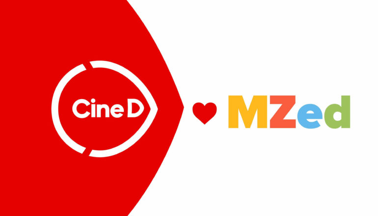 CineD Acquires MZed
