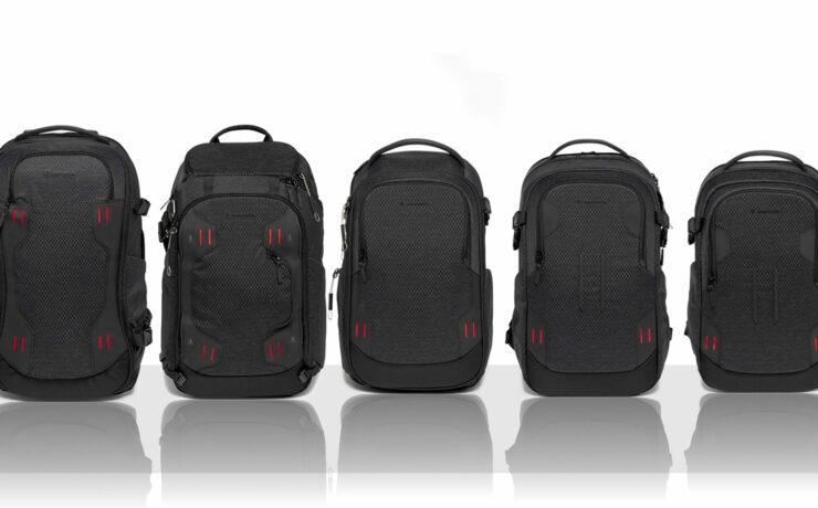 Presentan los bolsos Manfrotto PRO Light para cámaras