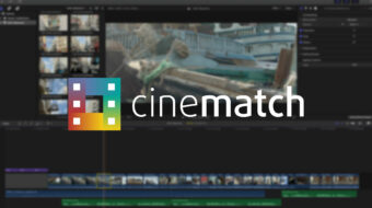 CineMatch for Final Cut Pro Now Available
