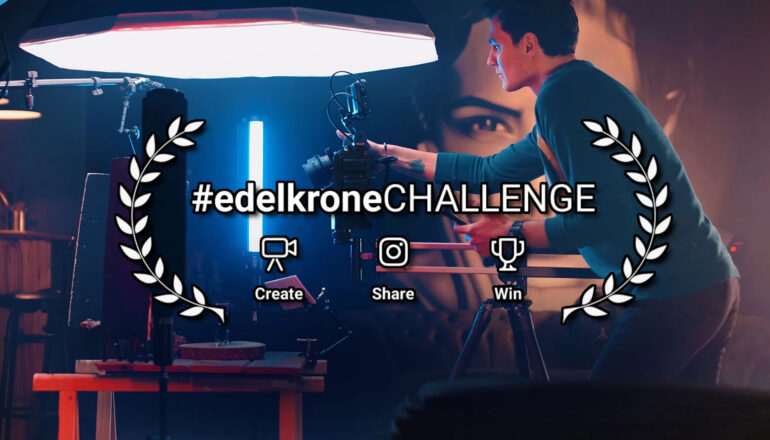 edelkrone Challenge Launched – Win up to $1,250 in Store Credit Each Week
