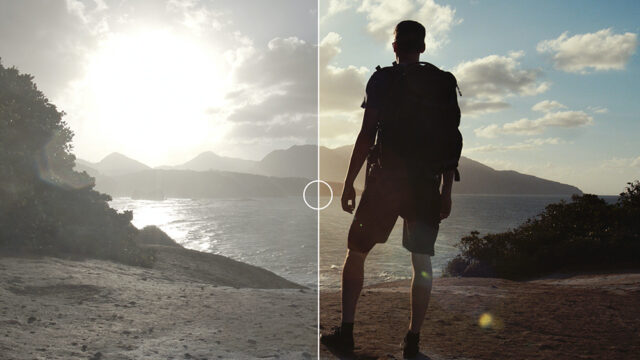 FilmConvert Before and After