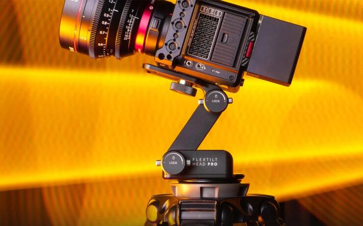 Anuncian el Edelkrone FlexTILT Head PRO - Admite cámaras de hasta 6.8 kg