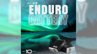 GoPro Enduro Battery Introduced and HERO10 Firmware Update