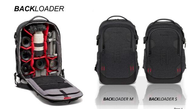 PRO Light Backloader M & S