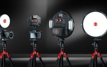 Rotolight NEO 3 and AEOS 2 - RGBWW Lights Available Now on Kickstarter