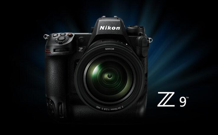 La Nikon Z 9 está en camino - Video full-frame 8K, sensor apilado de 45MP