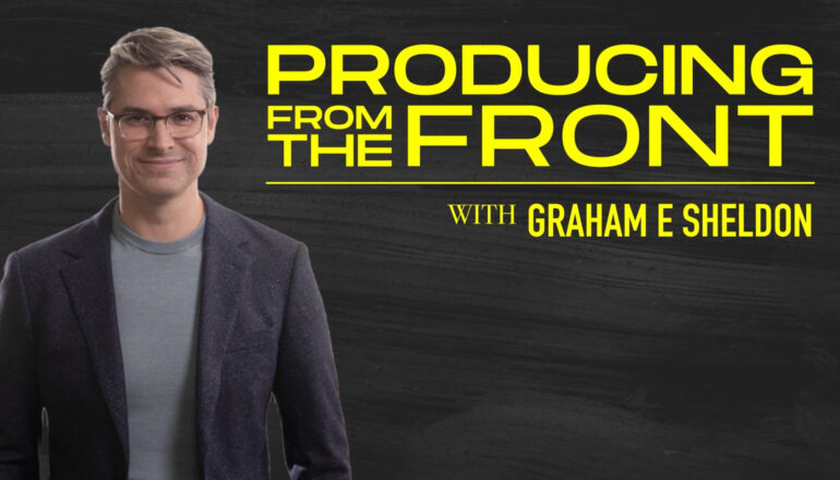 """""""Producing from the Front""""- New MZed Course on Film Production"""