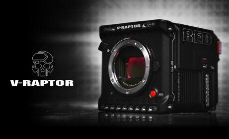 RED V-RAPTOR Black Editionの予約受付開始