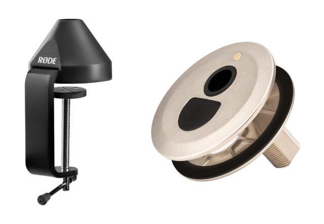 RØDE PSA1+ desk mounting options