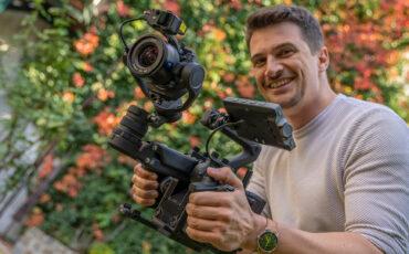 Reseña del DJI Ronin 4D - La mejor cámara estabilizada