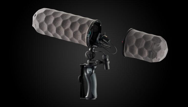 Presentan el Rycote Nano Shield - sistema de parabrisas modular de alta eficiencia