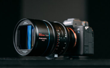 El nuevo lente anamórfico full-frame SIRUI 50mm T2.9 1.6x ya está disponible en Indiegogo