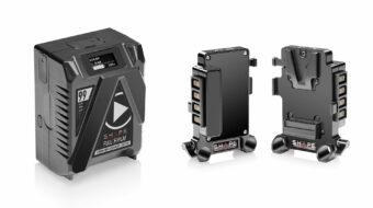 SHAPEが99WhミニバッテリーとマルチD-Tap Vマウントプレート「Full Play」を発売