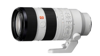 Sony FE 70-200mm GM OSS II Announced