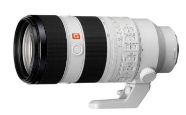 ソニーがFE 70-200mm GM OSS IIを発表