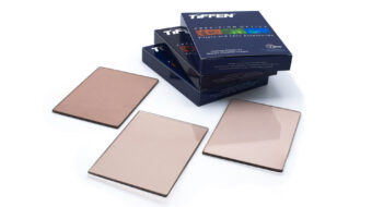 Presentan los filtros de difusión cálida Tiffen