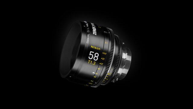 Nikon 58mm rehoused by Zero Optik