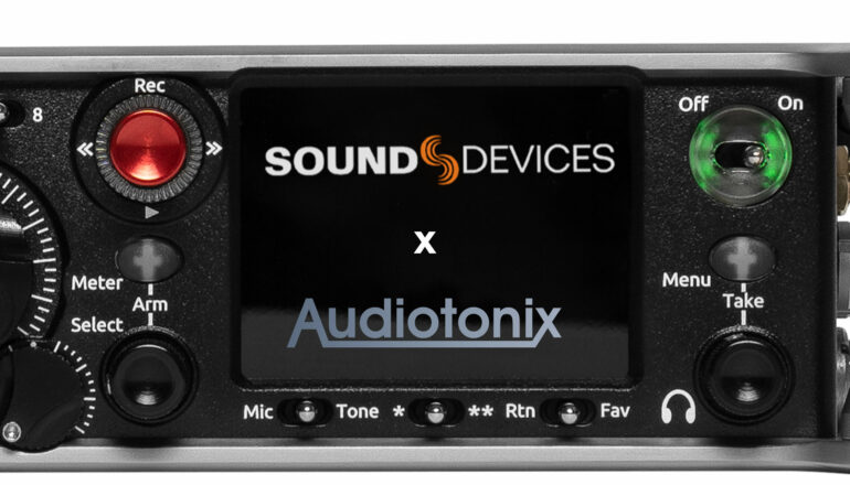 Sound Devices Acquired by Audiotonix