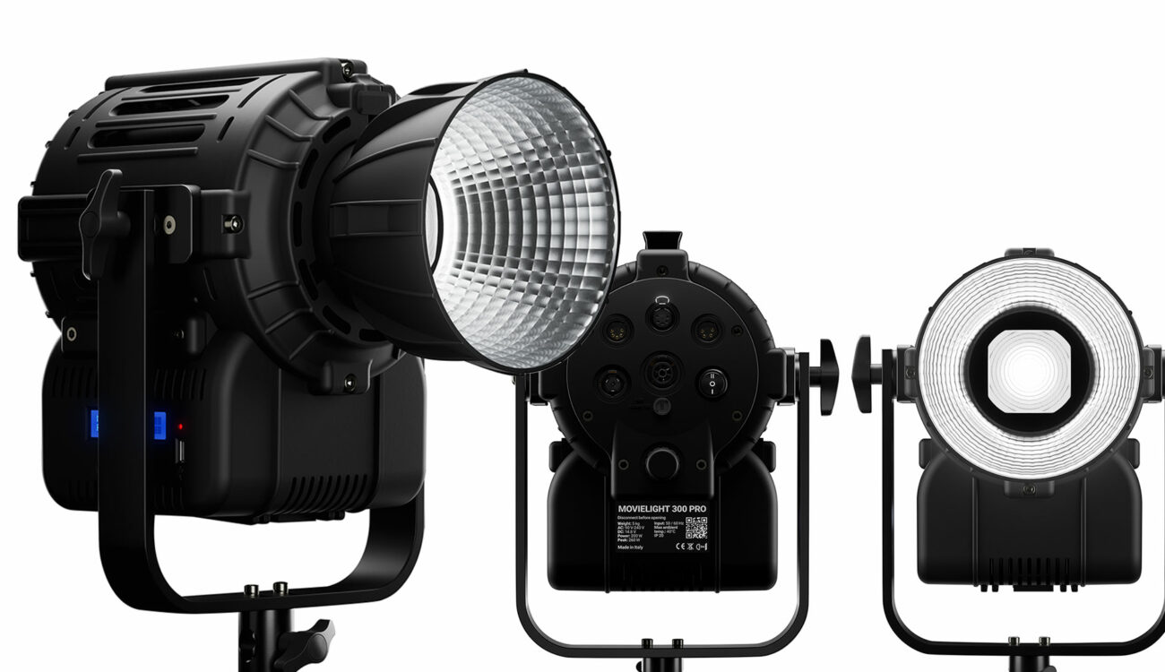 Lupo Movielight 300 PRO and Dual Color PRO Announced