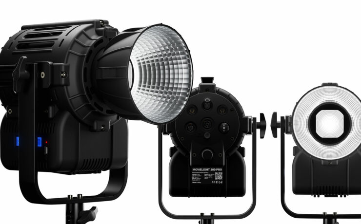 Anuncian la Lupo Movielight 300 PRO y la Dual Color PRO