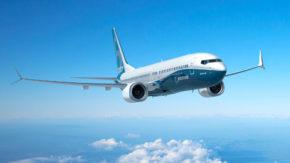 Boeing 737-MAX8 Artwork